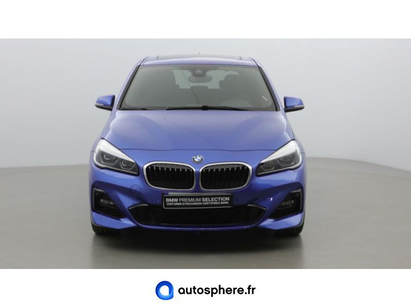 BMW SERIE 2 ACTIVE TOURER 218IA 140CH M SPORT DKG7 - Miniature 2