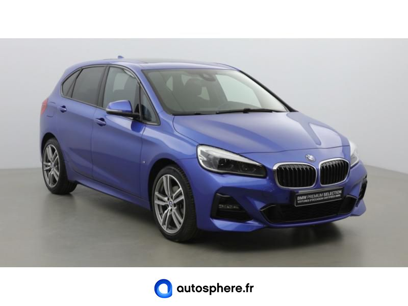 BMW SERIE 2 ACTIVE TOURER 218IA 140CH M SPORT DKG7 - Miniature 3