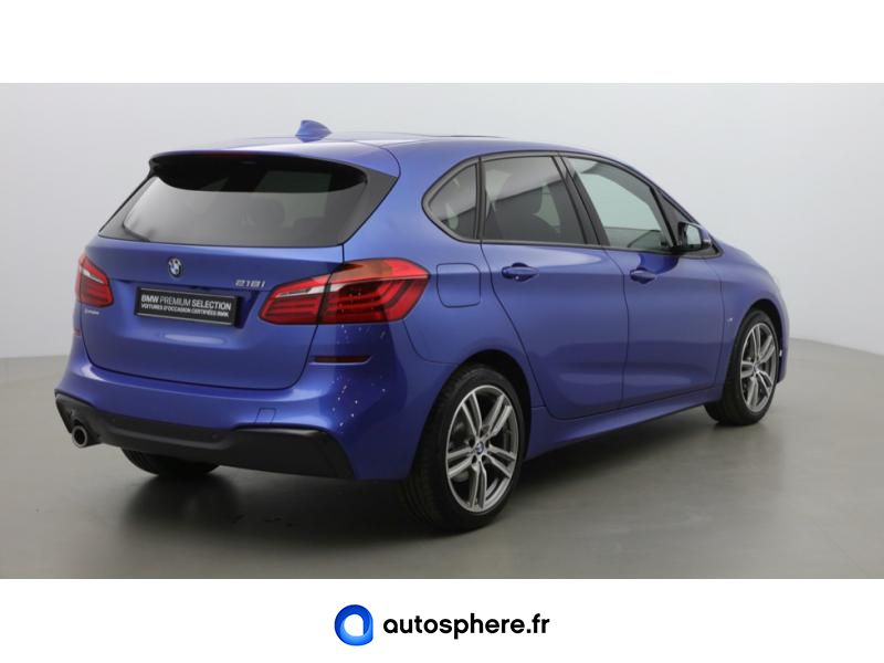 BMW SERIE 2 ACTIVE TOURER 218IA 140CH M SPORT DKG7 - Miniature 5