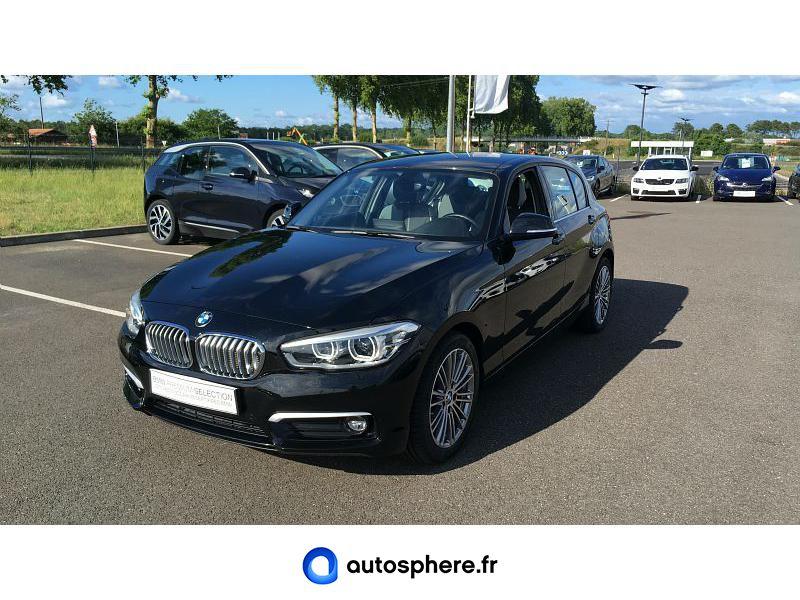 BMW SERIE 1 118IA 136CH URBANCHIC 5P - Miniature 1