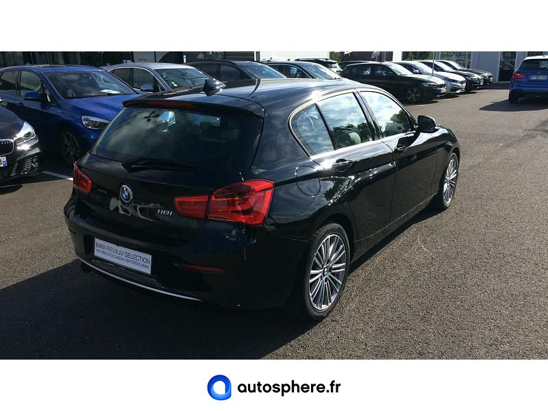 BMW SERIE 1 118IA 136CH URBANCHIC 5P - Miniature 2
