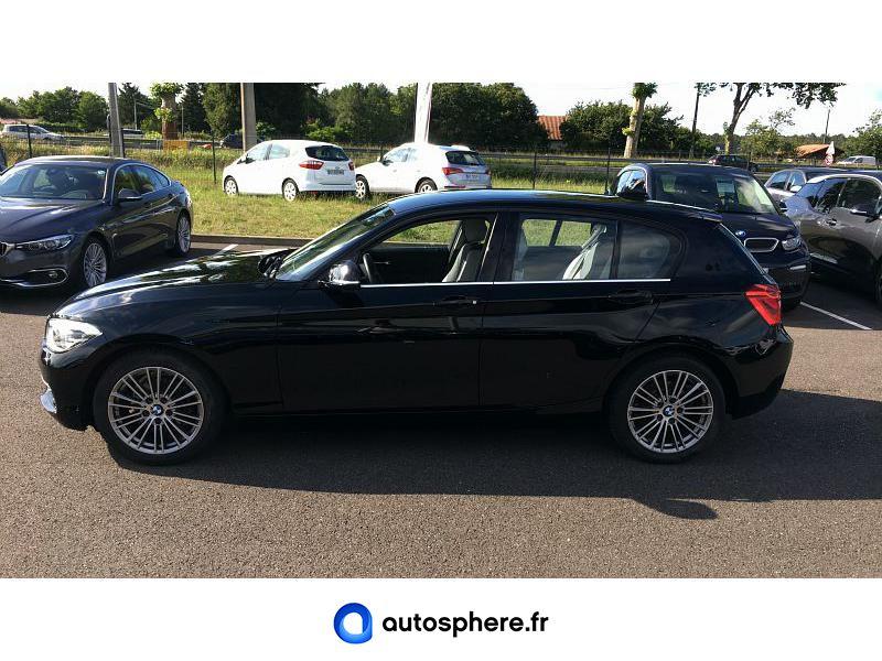 BMW SERIE 1 118IA 136CH URBANCHIC 5P - Miniature 3