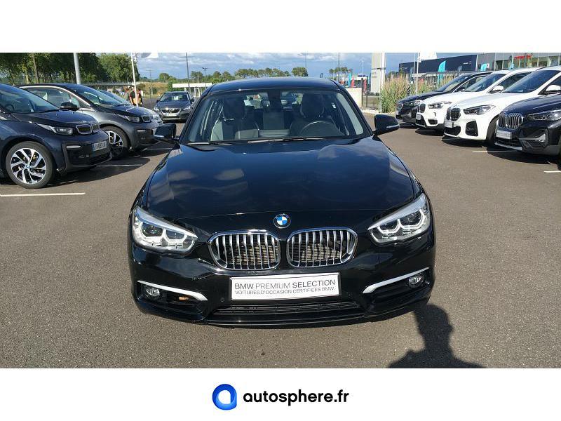 BMW SERIE 1 118IA 136CH URBANCHIC 5P - Miniature 5