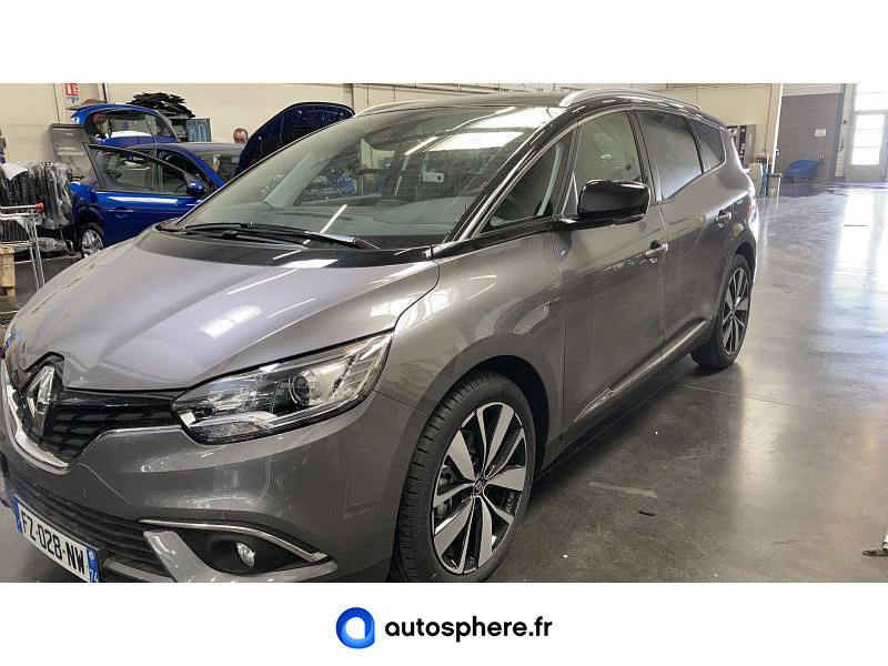 RENAULT GRAND SCENIC 1.7 BLUE DCI 120CH LIMITED EDC - 21 - Miniature 1