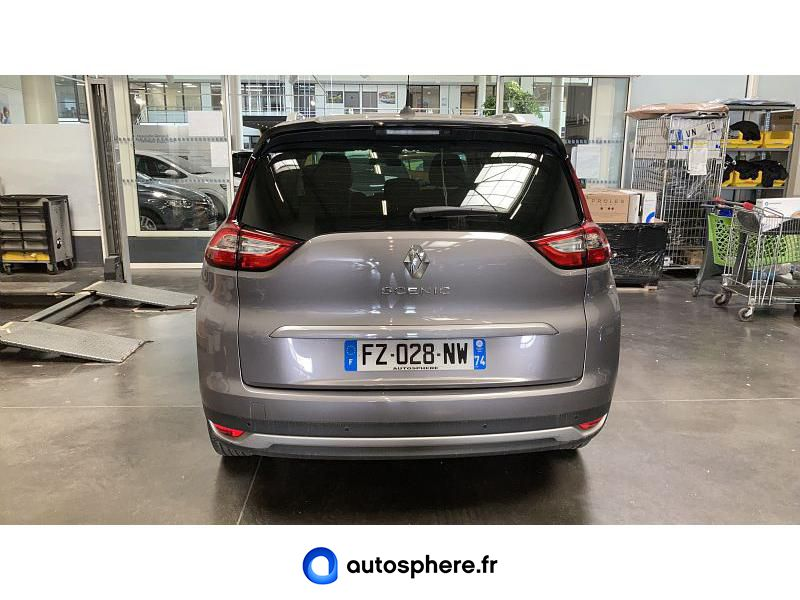 RENAULT GRAND SCENIC 1.7 BLUE DCI 120CH LIMITED EDC - 21 - Miniature 4