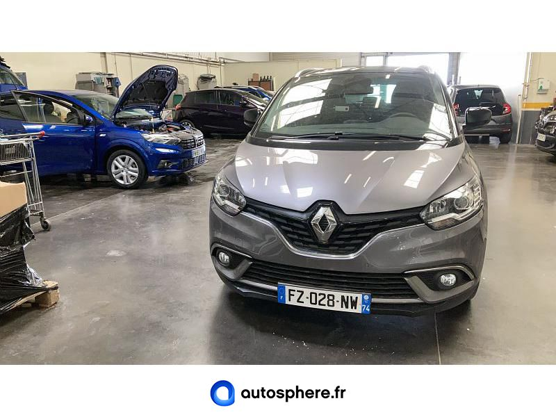 RENAULT GRAND SCENIC 1.7 BLUE DCI 120CH LIMITED EDC - 21 - Miniature 5