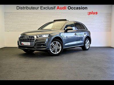Audi Q5 2.0 TDI 190ch S line quattro S tronic 7 occasion