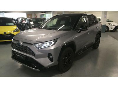 Toyota Rav4 Hybride 218ch Collection 2WD MY21 occasion