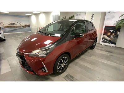 Toyota Yaris 110 VVT-i Design CVT 5p RC18 occasion