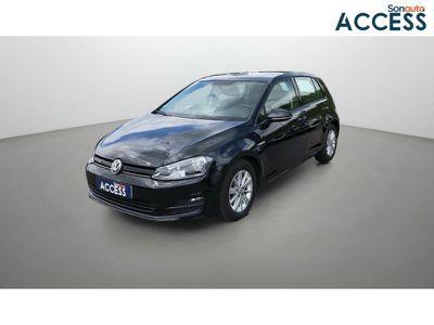 Volkswagen Golf 1.6 TDI 110ch BlueMotion Technology FAP Trendline Business 5p occasion