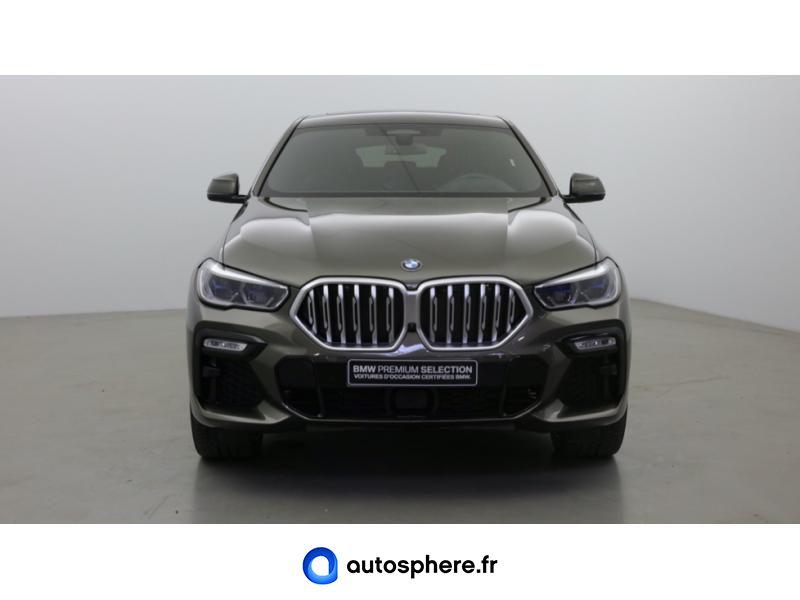 BMW X6 XDRIVE 40IA 340CH M SPORT - Miniature 2