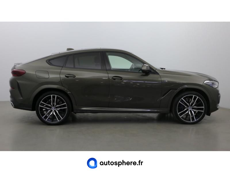 BMW X6 XDRIVE 40IA 340CH M SPORT - Miniature 4