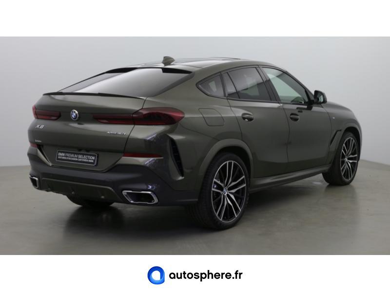 BMW X6 XDRIVE 40IA 340CH M SPORT - Miniature 5