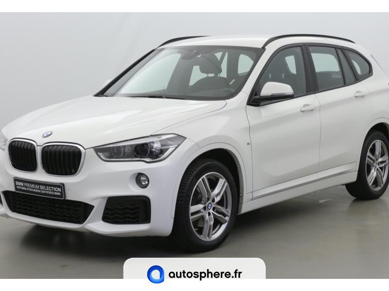 BMW X1 SDRIVE18IA 140CH M SPORT DKG7 EURO6C - Photo 1