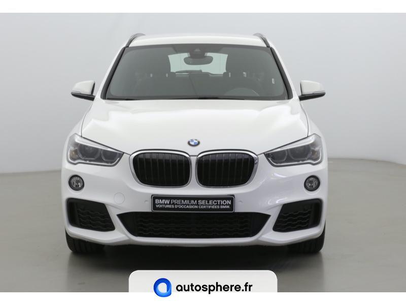 BMW X1 SDRIVE18IA 140CH M SPORT DKG7 EURO6C - Miniature 2