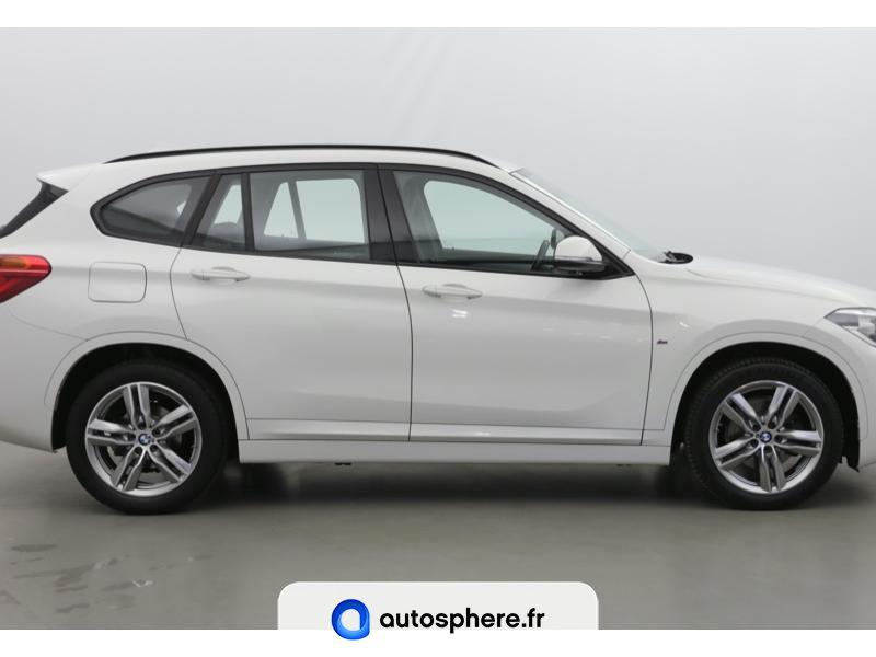 BMW X1 SDRIVE18IA 140CH M SPORT DKG7 EURO6C - Miniature 4