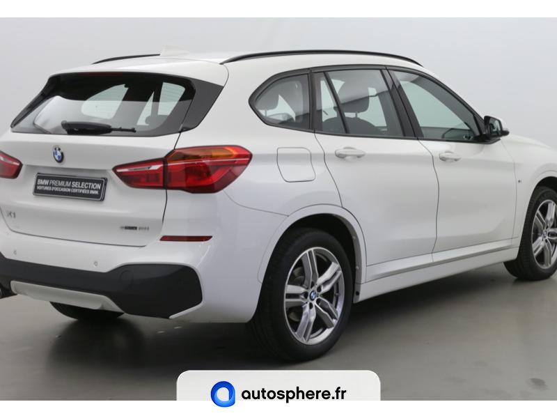 BMW X1 SDRIVE18IA 140CH M SPORT DKG7 EURO6C - Miniature 5