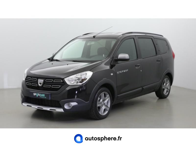DACIA LODGY 1.5 DCI 110CH STEPWAY 7 PLACES - Photo 1