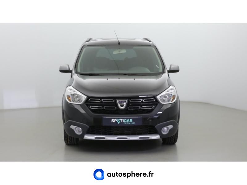 DACIA LODGY 1.5 DCI 110CH STEPWAY 7 PLACES - Miniature 2
