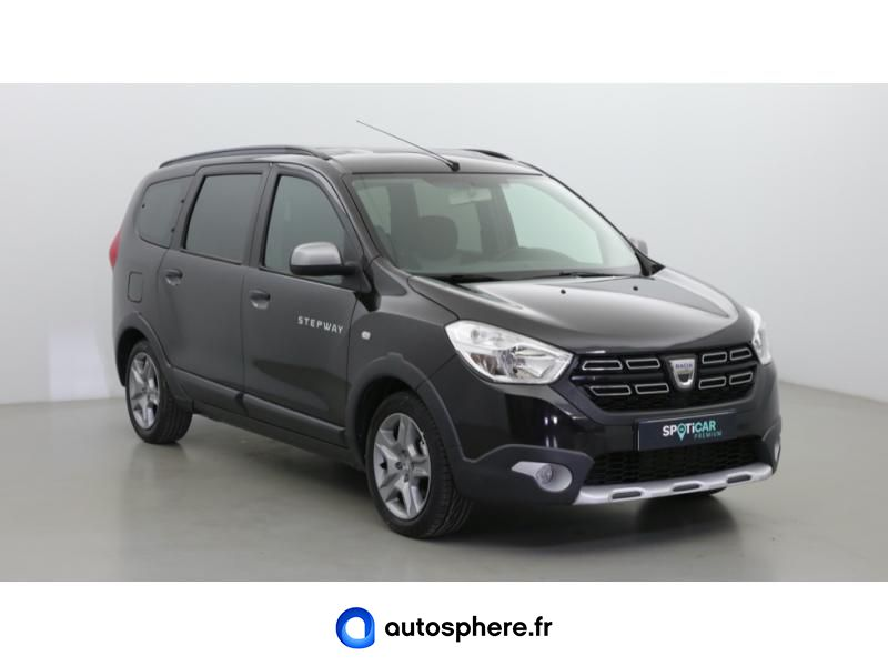 DACIA LODGY 1.5 DCI 110CH STEPWAY 7 PLACES - Miniature 3