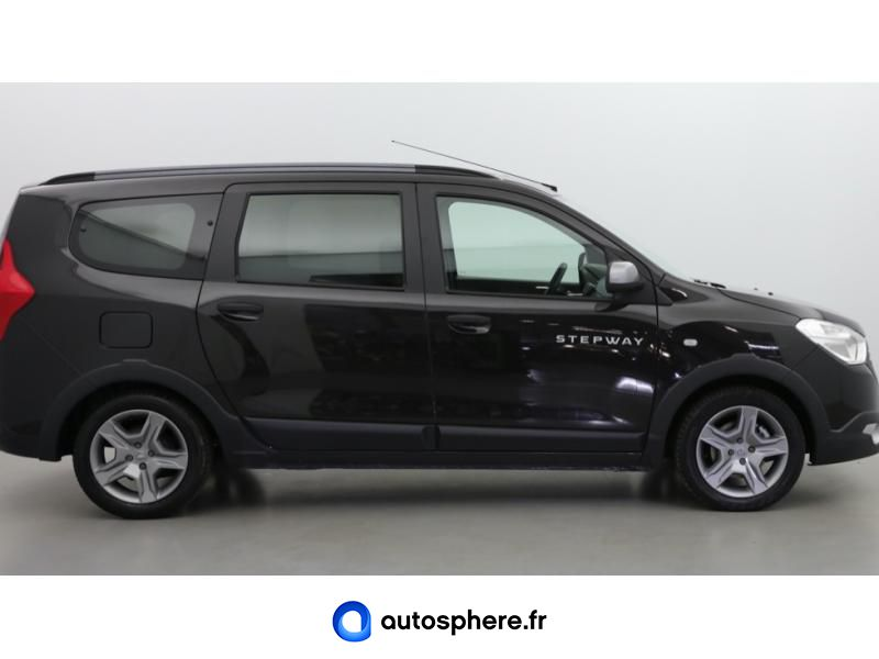DACIA LODGY 1.5 DCI 110CH STEPWAY 7 PLACES - Miniature 4