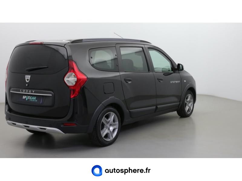 DACIA LODGY 1.5 DCI 110CH STEPWAY 7 PLACES - Miniature 5