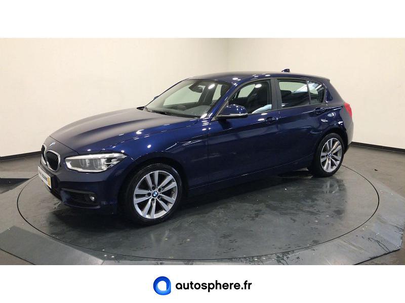 BMW SERIE 1 120D 190CH LOUNGE 3P EURO6C - Miniature 1