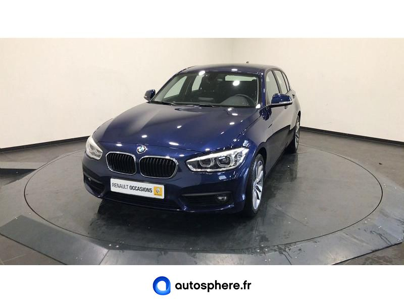 BMW SERIE 1 120D 190CH LOUNGE 3P EURO6C - Miniature 3
