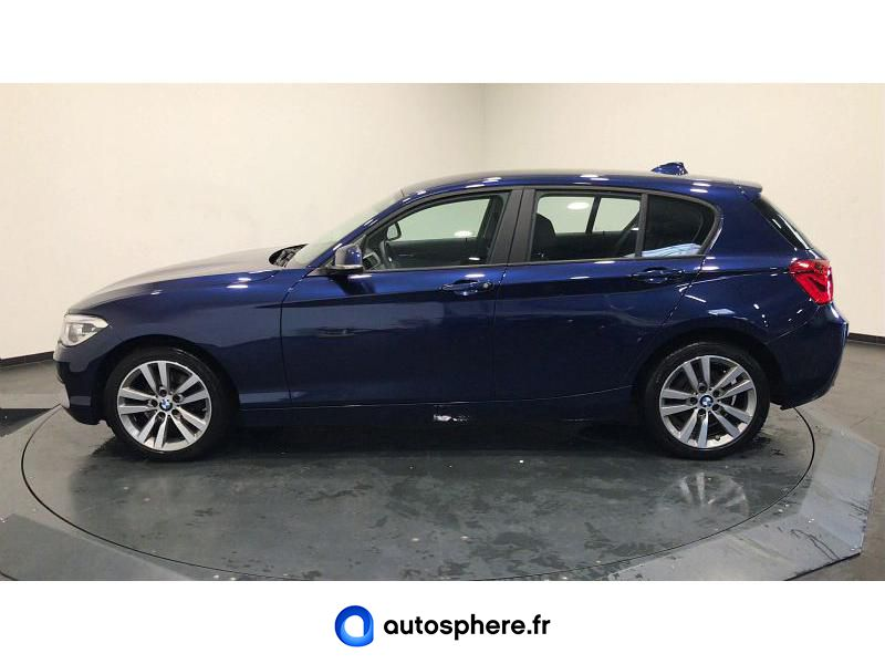 BMW SERIE 1 120D 190CH LOUNGE 3P EURO6C - Miniature 5