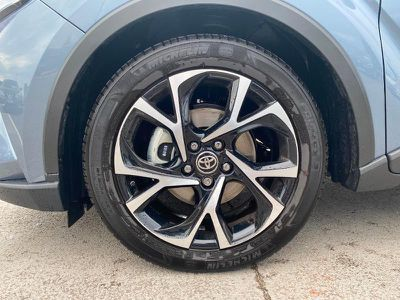 Toyota C-hr 122h Edition 2WD E-CVT MY20 occasion