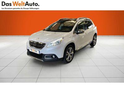 Peugeot 2008 1.6 e-HDi92 FAP Féline Titane occasion