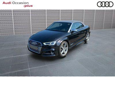 Audi S3 Cabriolet 2.0 TFSI 310ch quattro S tronic 7 occasion