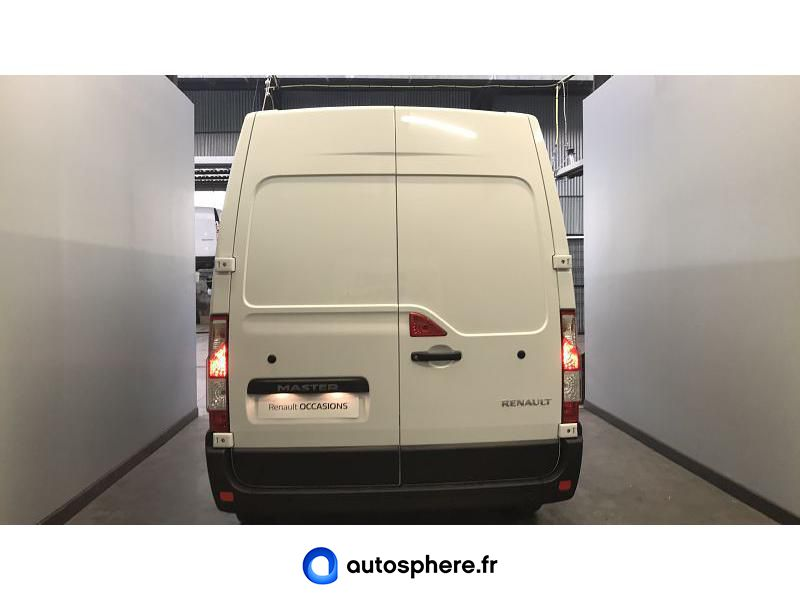 RENAULT MASTER F3500 L2H2 2.3 DCI 150CH ENERGY CABINE APPROFONDIE GRAND CONFORT BVR6 EURO6 - Miniature 4