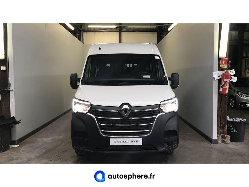 RENAULT MASTER F3500 L2H2 2.3 DCI 150CH ENERGY CABINE APPROFONDIE GRAND CONFORT BVR6 EURO6 - Miniature 5