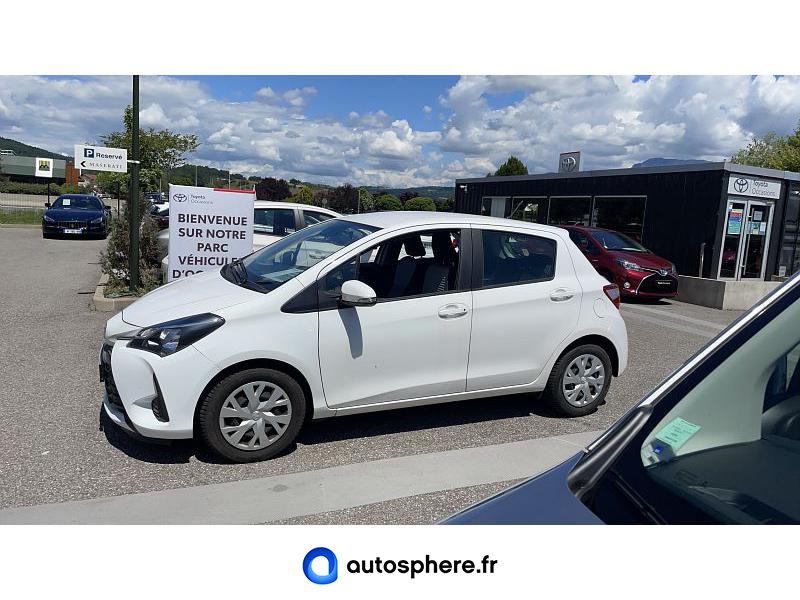 TOYOTA YARIS 70 VVT-I FRANCE 5P RC18 - Miniature 3