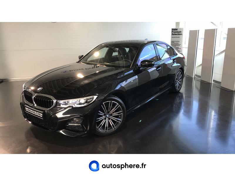 BMW SERIE 3 318D 150CH M SPORT 112G - Miniature 1