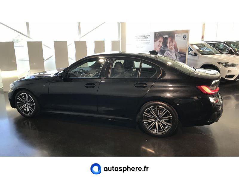 BMW SERIE 3 318D 150CH M SPORT 112G - Miniature 3