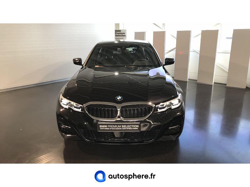 BMW SERIE 3 318D 150CH M SPORT 112G - Miniature 5