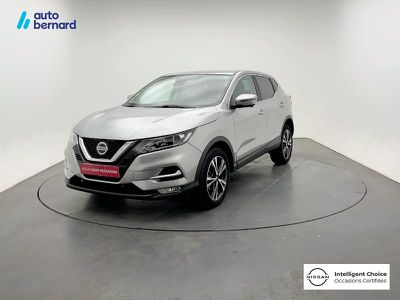 Nissan Qashqai 1.5 dCi 115ch N-Connecta DCT 2019 occasion