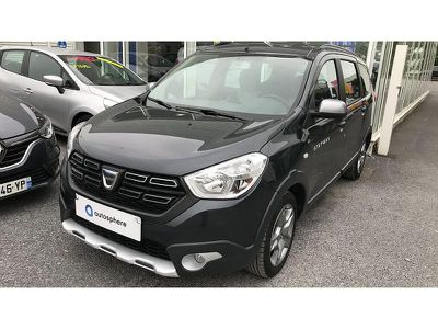 Dacia Lodgy 1.3 TCe 130ch FAP Stepway 5 places occasion