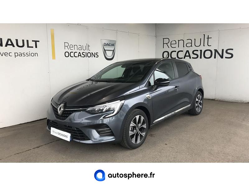 RENAULT CLIO 1.0 TCE 90CH LIMITED -21 - Miniature 1