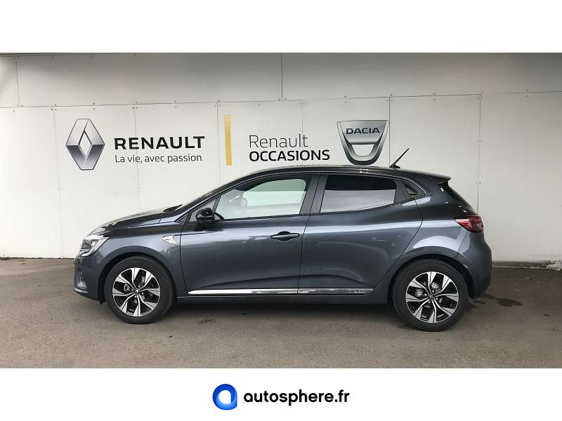 RENAULT CLIO 1.0 TCE 90CH LIMITED -21 - Miniature 3