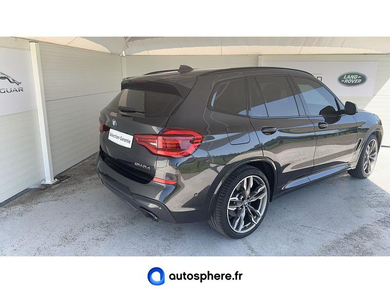 BMW X3 M40DA 326CH - Miniature 2