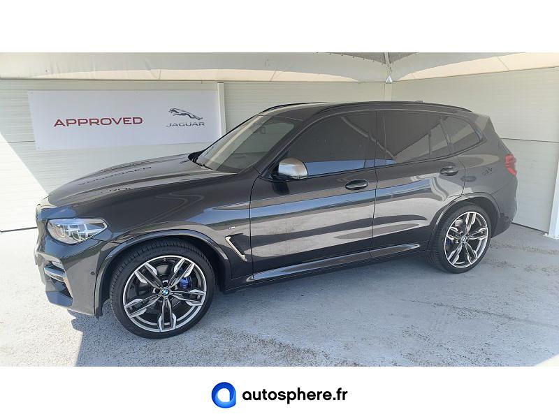 BMW X3 M40DA 326CH - Miniature 3