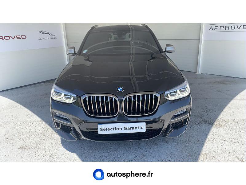 BMW X3 M40DA 326CH - Miniature 5