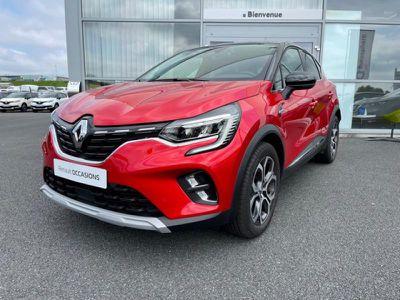 Renault Captur 1.0 TCe 100 Intens Gps Led 11800Kms Gtie 1an occasion