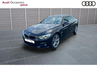 Bmw Serie 4 Coupe 420d xDrive 190ch M Sport occasion