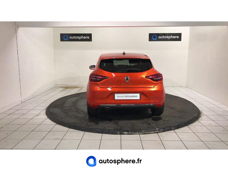 RENAULT CLIO 1.0 TCE 100CH INTENS - 20 - Miniature 4