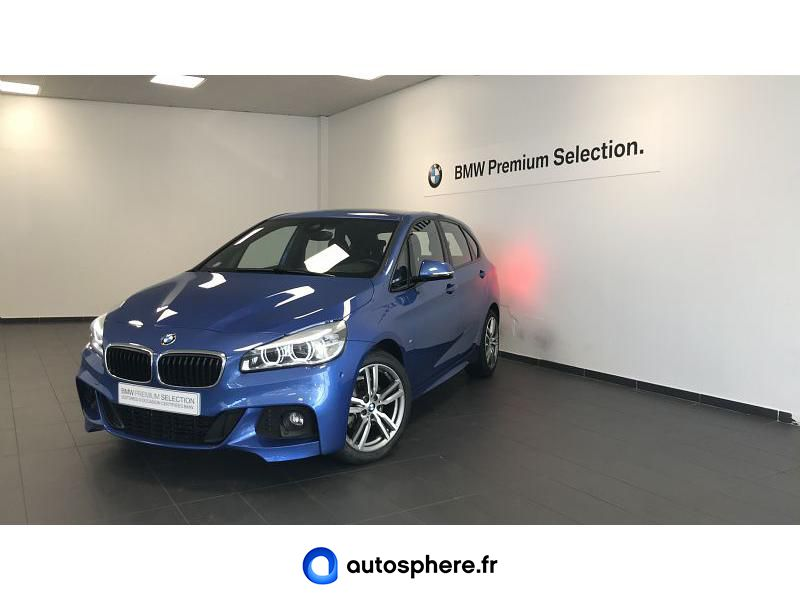 BMW SERIE 2 ACTIVE TOURER 218I 136CH M SPORT - Miniature 1