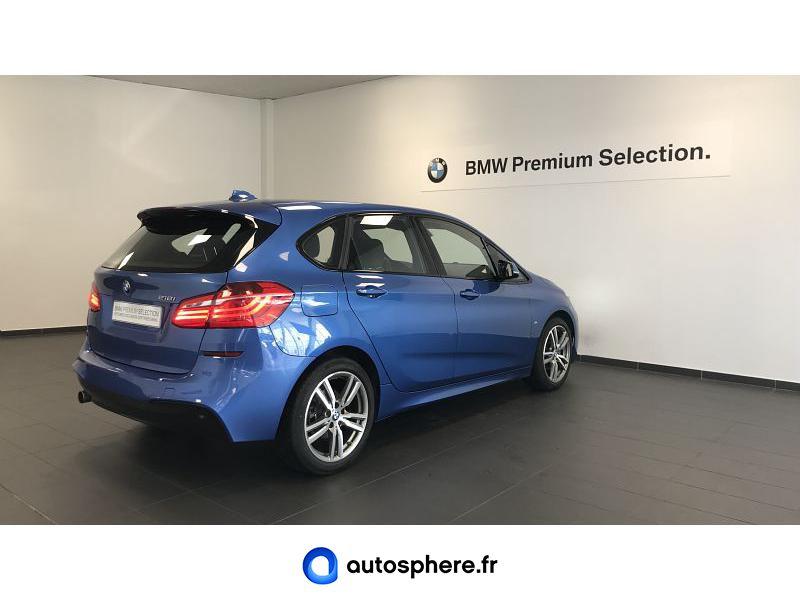 BMW SERIE 2 ACTIVE TOURER 218I 136CH M SPORT - Miniature 2